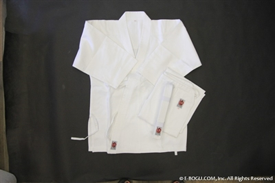 ** OUTLET ** Light Weight Karate Uniform - Size 2