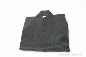 ** CLEARANCE ** 8oz Karate Gi black top only- size 1