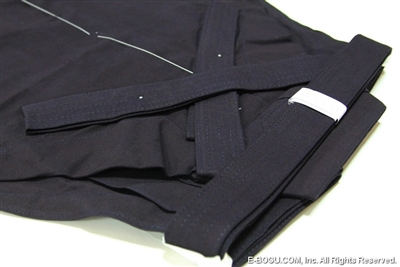 Top quality Dark Navy Shoaizome Hakama #10,000