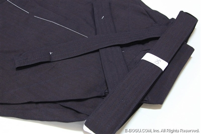 Top quality Dark Navy Shoaizome Hakama #5,000