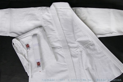 Top Quality BUTOKU SEIKA Bleached JUDO Uniform Set
