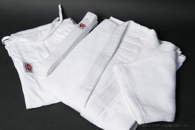 Top quality BUTOKU Brand HiDriTex Judo Uniform Set