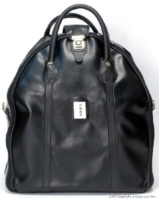 Deluxe Synthetic Leather Boston Style Kendo Bogu Bag