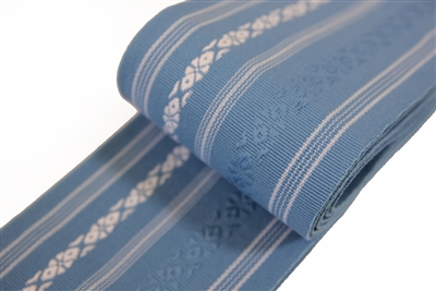 Kaku Obi for Iai - Mizuiro (Light Blue)