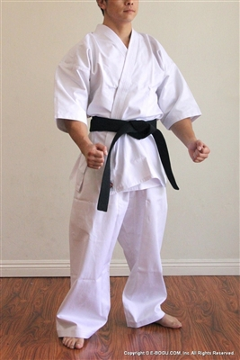 Master Quality BUTOKU Full Contact Karate Uniform Set (MFC12)