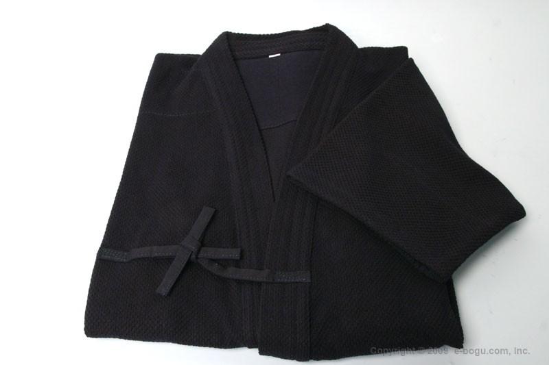 b0a8803e8 Shoaizome Dark Navy Single Layer Kendo Keikogi