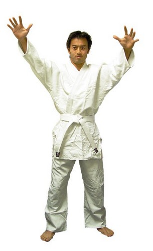 Master quality 900 g Bleached Judo Uniform Set
