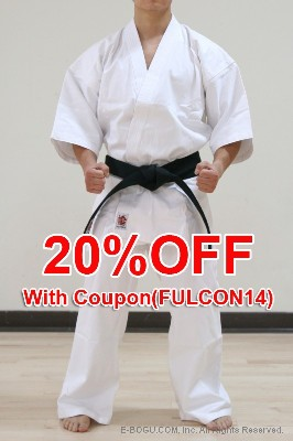 Top Quality BUTOKU Full Contact Karate Uniform Set (FC 2000)