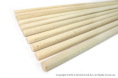 "Master Series :: Oak Jo Natural White (50""/127 cm) (Bulk of 10)"