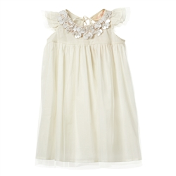 Tutu Du Monde Daisy Dress in Lait