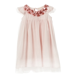 Tutu Du Monde Daisy Dress in Marshmallow