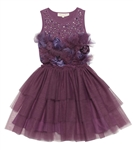 Tutu Du Monde Ophelia Dress in Orchid