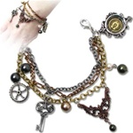 Alchemy Mrs Hudson's Cellar Keys Bracelet