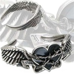 Alchemy Black Romance Bangle