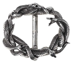Alchemy Viper's Nest Belt Buckle