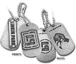 Linkin Park Dog Tag