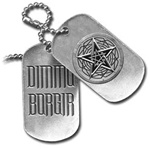 Dimmu Borgir Dog Tag