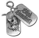 Blind Guardian Dog Tag