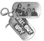 Fall Out Boy Dog Tag