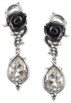 Alchemy Bacchanal Rose Earrings