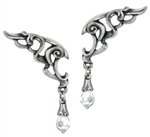 Alchemy Wings of Eternity Earrings