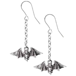 Alchemy Kiss the Night drop earrings