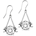 Alchemy Goddess Drop Earrings