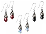 Alchemy Empyrean Tear Drop earrings