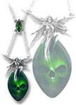 Alchemy Absinthe Fairy Necklace