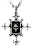 Proto-X-Ray Cross Necklace