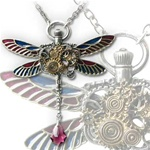 Alchemy Clockwork Darter Pendant