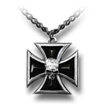 Black Knight's Cross Pendant