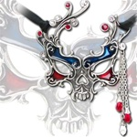 Alchemy Gothic Deception Necklace