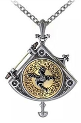 Enlightenment : Astral Dragon Quadrant Locket