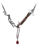 Alchemy Huntsman's Man-Tamer Necklace