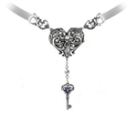 Alchemy Inamorato Locket Necklace