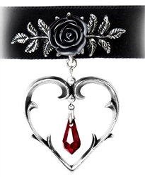 Alchemy Wounded Love Choker