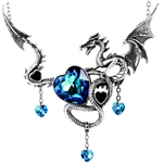 Alchemy Draig O Gariad necklace