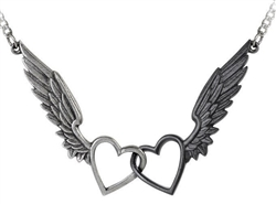 Alchemy Passio: Wings Of Love Necklace