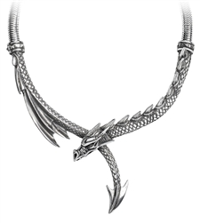 Alchemy Dragon's Lure Necklace