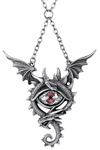 Alchemy Eye of the Dragon  Necklace