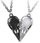 Alchemy Coeur Crane Necklaces