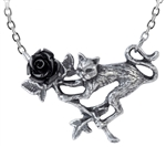 Alchemy Rosenkatze Necklace