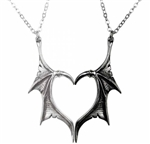 Darkling Heart - Friendship Pendants