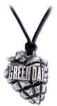 Green Day Grenade Pendant