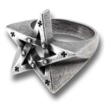 Alchemy Pentagration Ring