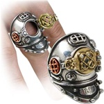 Alchemy 700 Fathoms Ring