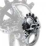 Alchemy Steamhead Ring