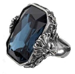 Alchemy Britannia Gem Ring