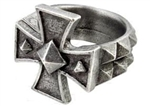 Alchemy Cross of Iron Ring